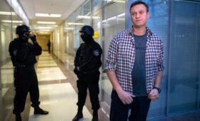 СМИ узнали об идее санкций против «сотрудников ГРУ» из-за Навального