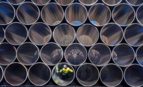 Польша оштрафовала «Газпром» на $7,6 млрд из-за «Северного потока-2»