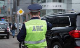 В Москве два автолюбителя нарушили за год ПДД более 600 раз