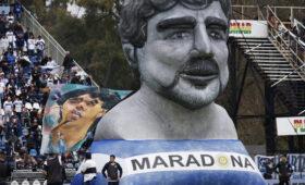 Восстановлены последние минуты жизни Диего Марадоны: «Мне плохо»