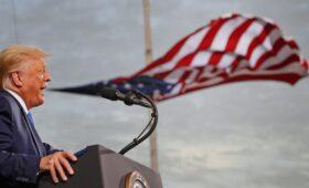 Трамп объяснил коррумпированностью победу Байдена в ключевых штатах