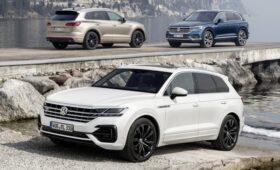 Jaguar Land Rover требует запретить продажи кроссоверов концерна Volkswagen