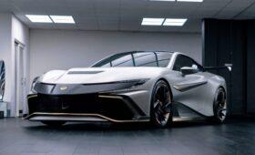 Naran Hyper Coupe: 4-местный гиперкар за миллион евро на базе BMW M8