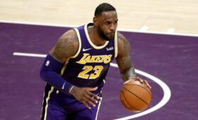 Баскетболист Леброн Джеймс стал спортсменом года по версии журнала Time