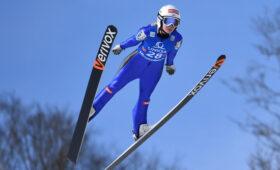 «Летающие лыжники» приземлились в Нижнем Тагиле