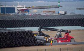 СМИ сообщили о сомнениях США в шансах запустить «Северный поток-2»