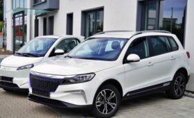 Китайские электромобили Dorcen замаскировались в Германии под стартап
