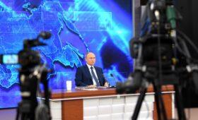 Путин заявил о работе над «противоядием» к гиперзвуковому оружию