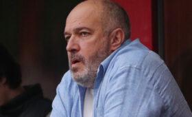 «Локомотив» объявил об уходе Василия Кикнадзе с поста генерального директора