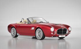 Ares Design Wami Lalique Spyder: стиль классических Maserati и таинственный донор