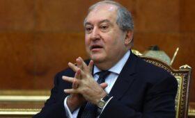 Саркисян попросил Путина помочь с возвращением пленных из Азербайджана