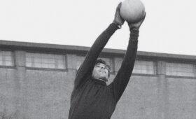 Лев Яшин признан лучшим вратарем в истории футбола