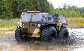 Необычные транспортные средства, продаваемые в России