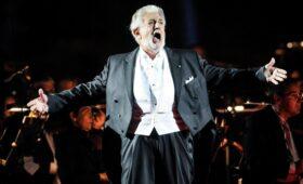Звезда оперы: Пласидо Доминго выступил в Санкт-Петербурге