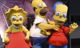Мультфильм «Симпсоны» перерисовали в стиле СССР