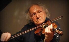 Во Франции скончался скрипач-виртуоз Иври Гитлис