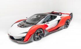 Американская сабля: новый суперкар McLaren оказался эволюцией модели Senna