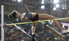 Журнал Track&Field назвал Марию Ласицкене лучшей прыгуньей в высоту 2020 года