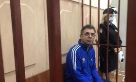 Директора центра подготовки российских сборных вновь арестовали: готовил побег