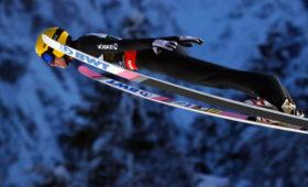 «Летающий лыжник» Климов вошел в топ-10 на чемпионате мира