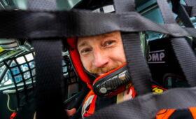 Россиянин Алексей Лукьянюк стал двукратным чемпионом Европы по ралли