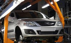 «АвтоВАЗ» показал, как будет выглядеть обновленная Lada Largus — ПРАЙМ, 14.12.2020