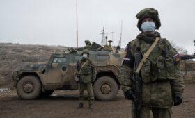 Пашинян обвинил Баку в нивелировании роли российских миротворцев