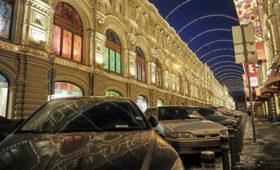 Власти Москвы рассказали о бесплатных парковках в новогодние праздники — ПРАЙМ, 12.12.2020
