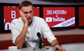 Следователи проверят на экстремизм выступление Навального на «Эхе Москвы»
