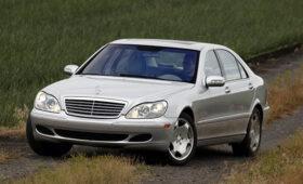 Mercedes отзывает более четырех тысяч автомобилей в России — ПРАЙМ, 10.12.2020