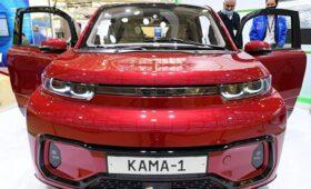 Продажи новых электромобилей в России в ноябре выросли почти в два раза — ПРАЙМ, 21.12.2020
