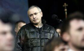 Путин заявил о косвенном признании вины Ходорковским перед помилованием