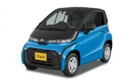 Toyota предложила конкурента для Citroen Ami: С+pod выходит на домашний рынок