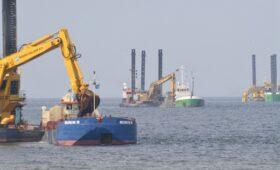 Германия назвала трубоукладчика «Северного потока-2» в ее водах