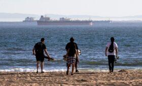 Bloomberg сообщил об идущей в Азию «армаде» танкеров с нефтью из США
