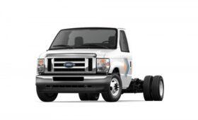Многая лета: выпускающийся с 1991 года Ford E-Series стал электромобилем