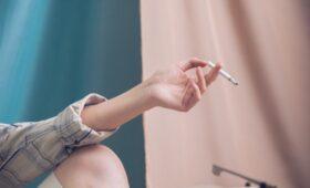 У легкого курильщика может быть тяжелая никотиновая зависимость