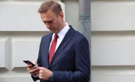 Навальный заявил о разговоре с фигурантом расследования об отравлении