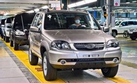 «АвтоВАЗ» начал производство новой Lada Niva Travel — ПРАЙМ, 21.12.2020
