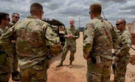 Пентагон сообщил о выводе большинства американских военных из Сомали