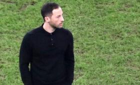 Тренер «Спартака» Тедеско отказался продлевать контракт с клубом