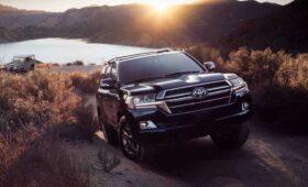 Подробности о свеженьких Toyota Land Cruiser 300 и Prado