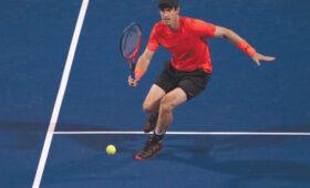 Праздничный теннис: Маррей и Кузнецова не дадут скучать