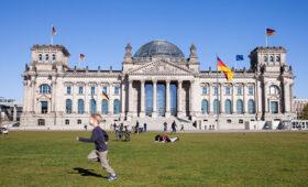 ВВП Германии в четвертом квартале снизился лучше прогноза — ПРАЙМ, 29.01.2021