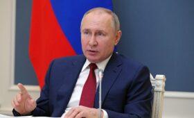Путин предупредил о конце цивилизации в случае глобального конфликта — ПРАЙМ, 27.01.2021