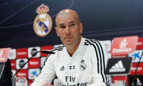 У тренера «Реала» Зинедина Зидана подтвердился коронавирус