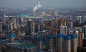 Рост ВВП Китая в 2020 году стал минимальным за 45 лет