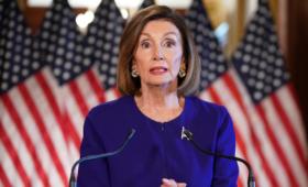Свиная голова на пороге дома у конгрессмена США Нэнси Пелоси