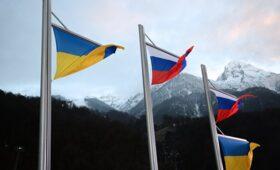 На Украине пообещали России «много разнообразных санкций» — ПРАЙМ, 21.01.2021