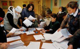 Оппоненты Жапарова заявили о непризнании итогов выборов в Киргизии